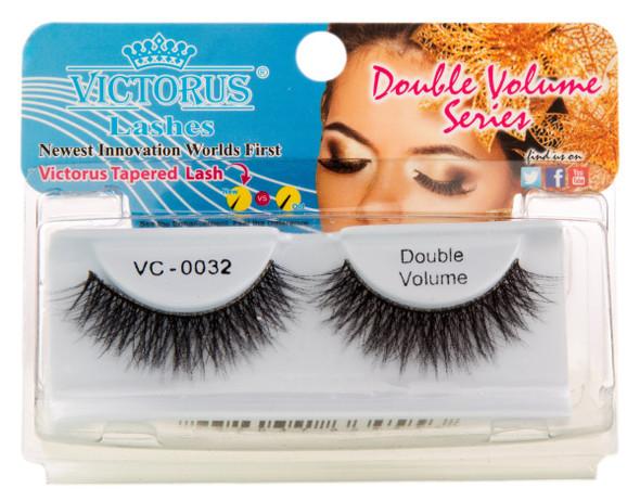 VC-0032 BLACK D/V Strips Lashes