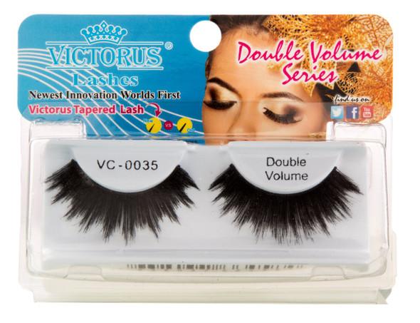VC-0035 BLACK D/V    Strips Lashes