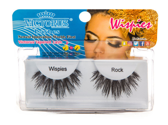ROCK WISPIES Strips Lashes