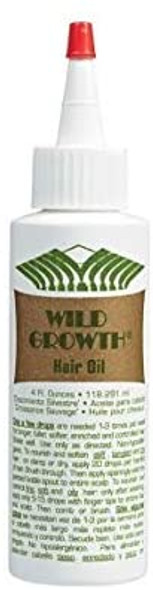 Wild Growth Hair Oil 4 Ounce