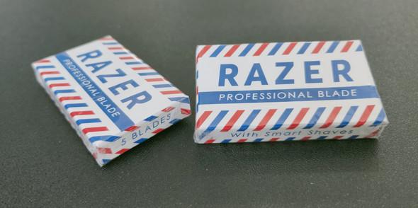 RAZER PROFESSIONAL DOUBLE EDGE BLADE 100PC