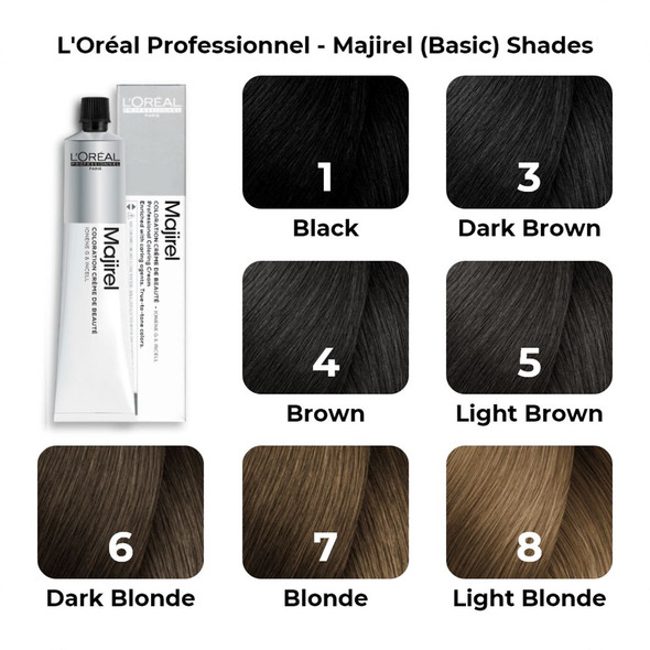 L'oreal Professionnel Paris Majirel Hair Color
