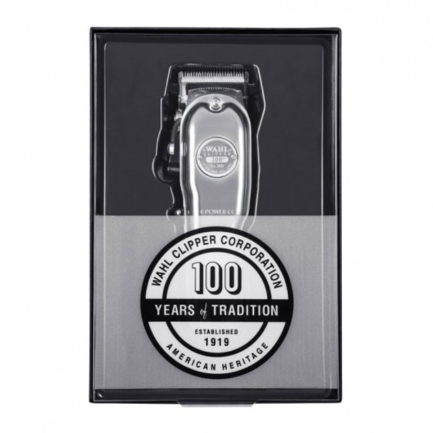 Wahl Limited Edition 100 Year Anniversary Clipper