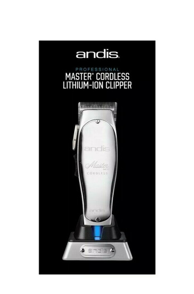 Andis 12480 MLC Master® Cordless Lithium-Ion Clipper - Global