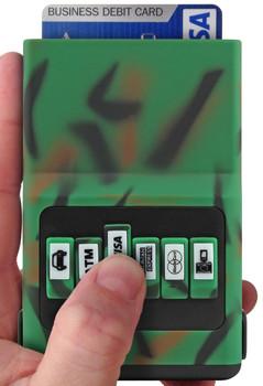 Retrieve any card immediately!