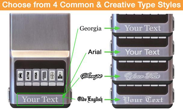 Black Hybrid Button Text
