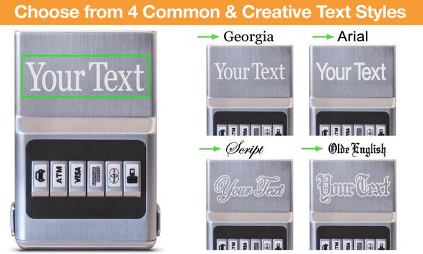ProTek™ Center Text Area