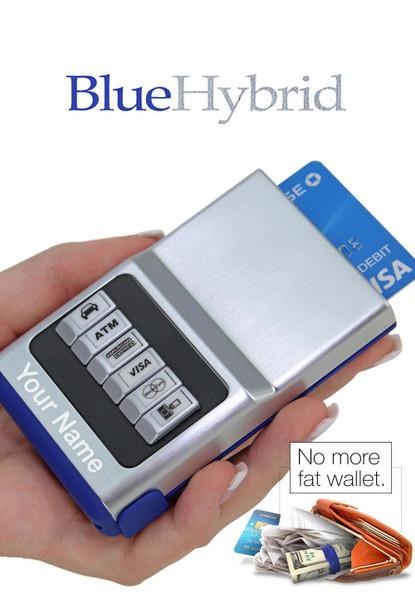 Blue Hybrid Button Text