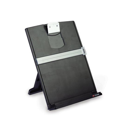 3M DH340MB  Simple desktop design document holder, 150 sheet capacity