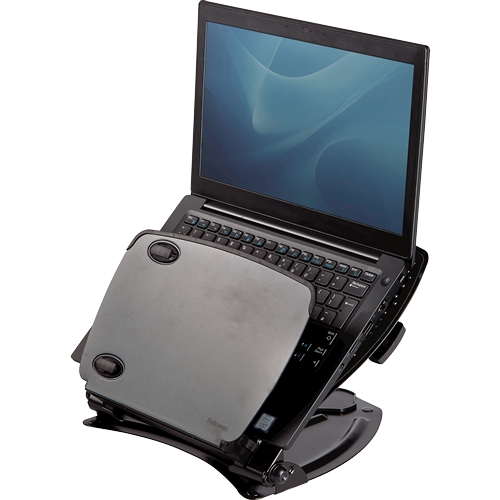 Fellowes Laptop Riser Workstation with USB Professional Series 8024602