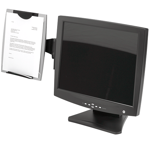 Fellowes Copyholder Monitor Mount Office Suites 8033301
