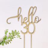 Hello 30