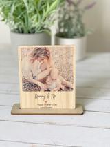Mummy & Me - Polaroid Desk stand