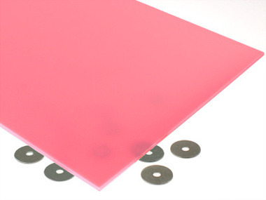 Pink Acrylic