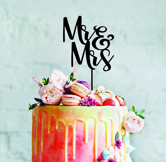 Mr & Mrs - Wedding
