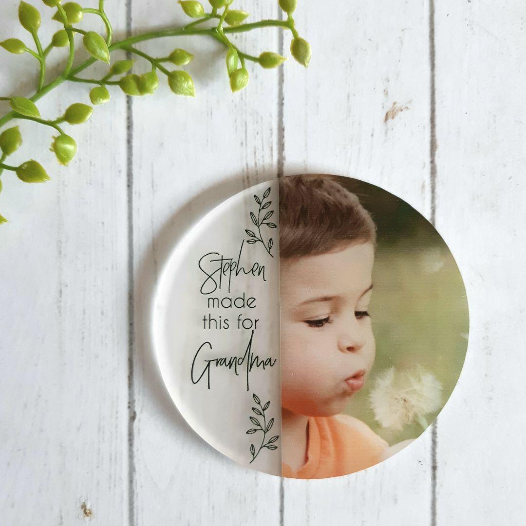 Mothers Day - Fridge Magnet