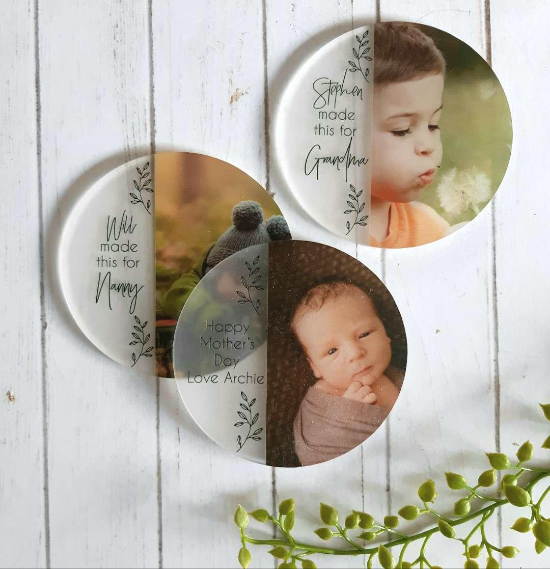 Happy Mothers Day - Fridge Magnet