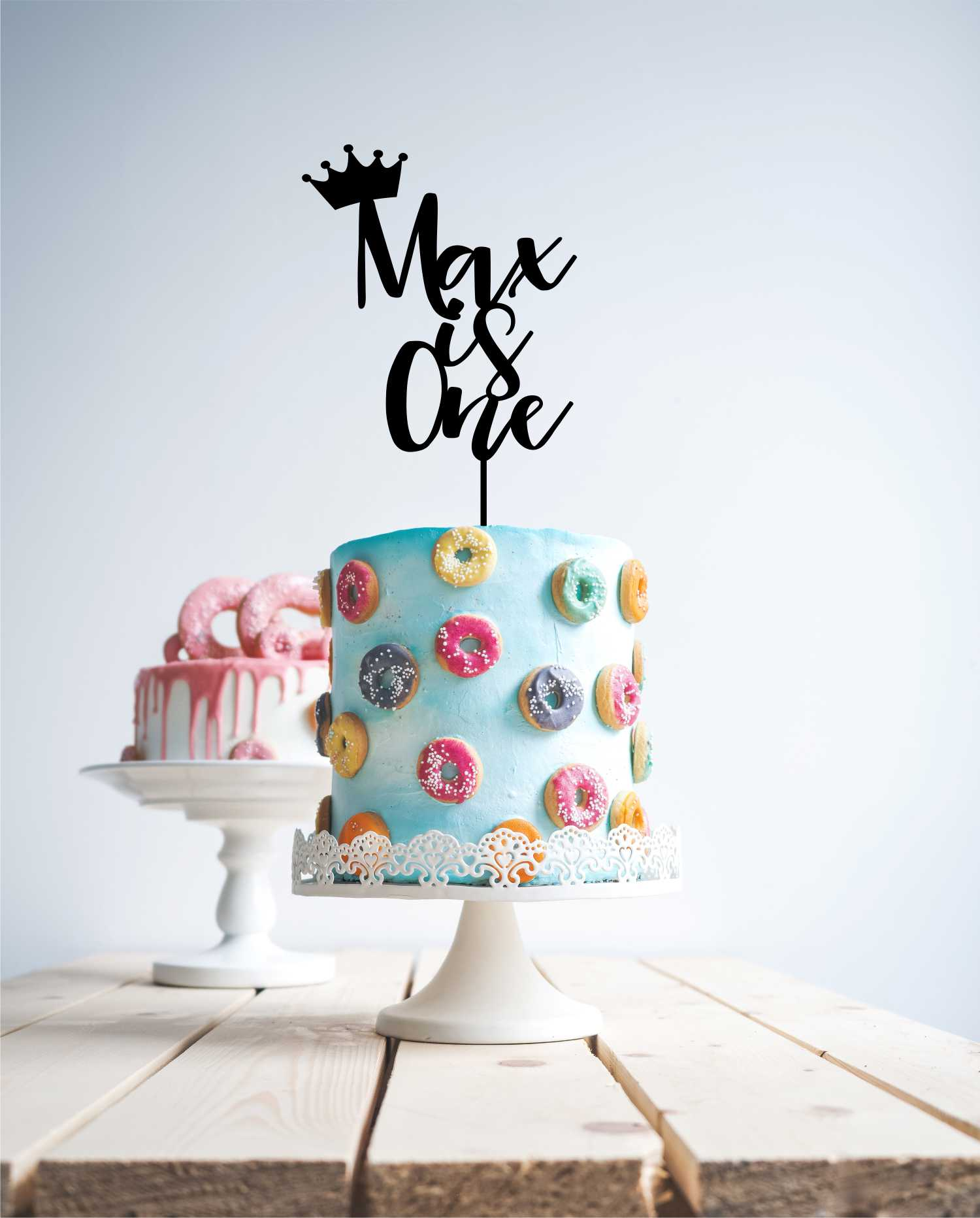 Where the wild things are - One cake topper