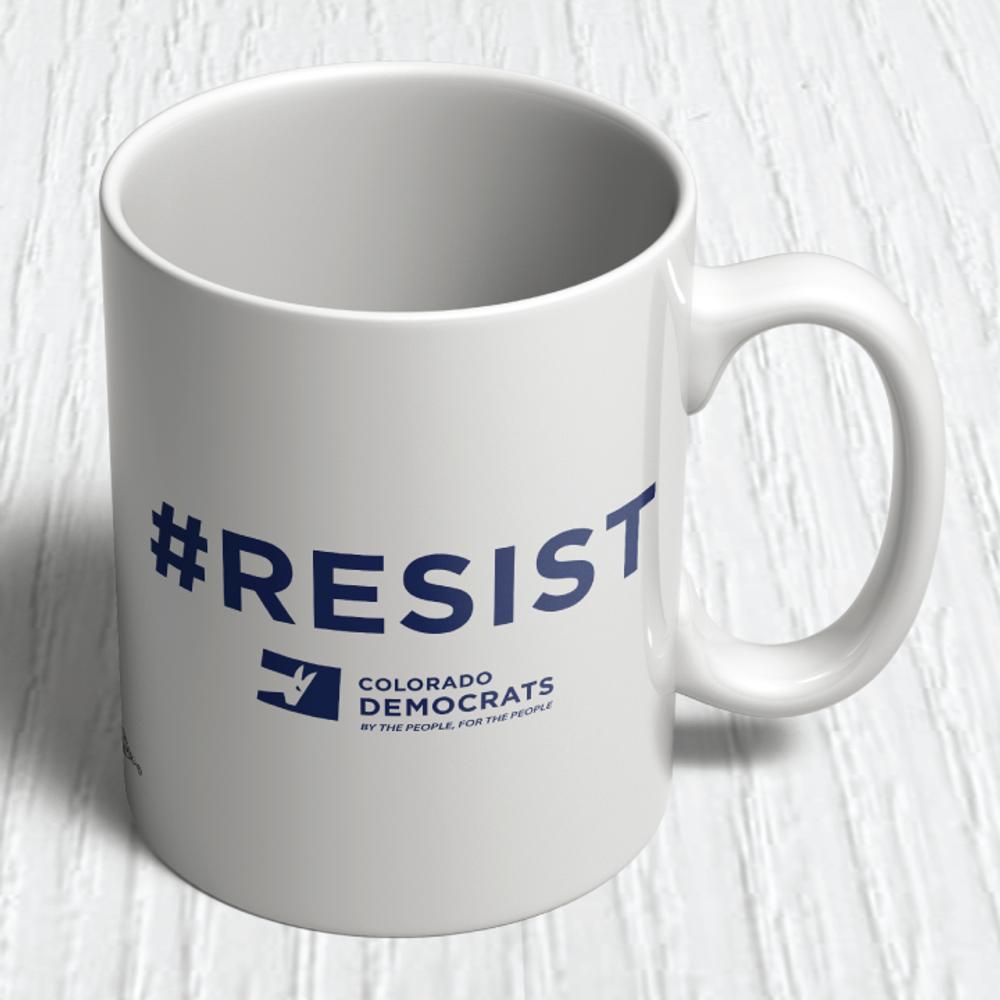#RESIST (11oz. Coffee Mug)