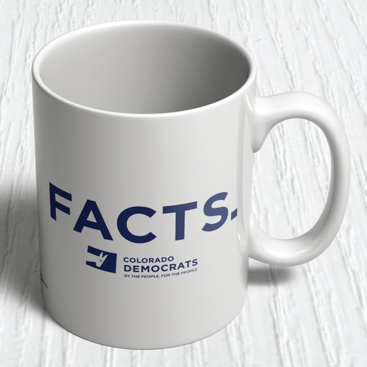FACTS. (11oz. Coffee Mug)