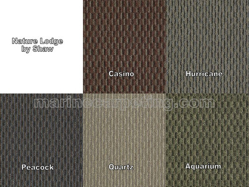 NATURE LODGE by Shaw - Indoor/Outdoor Berber Carpet - 12' Wide x Various Lengths