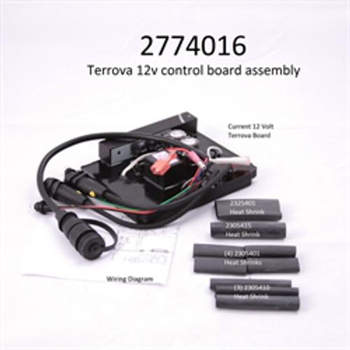 Minn Kota 12V Terrova Main Control Board #2774016 (2324013)
