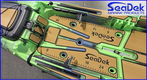 SeaDek Kayak Non-Skid Pads for Lifetime Models