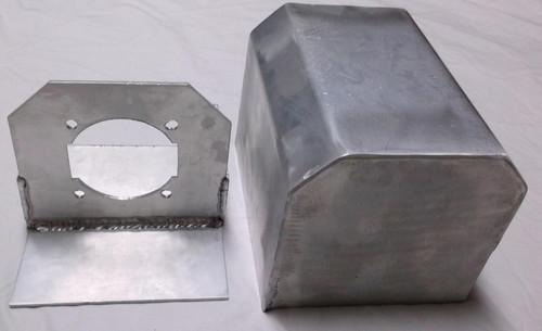 Ezy-Glide Aluminum Mount Pad