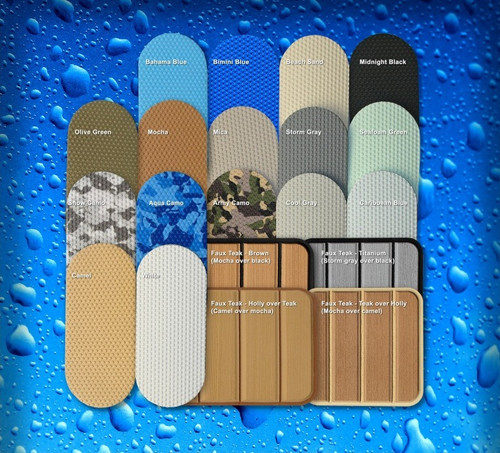 SeaDek Swim Platform Pads for Chris Craft Models