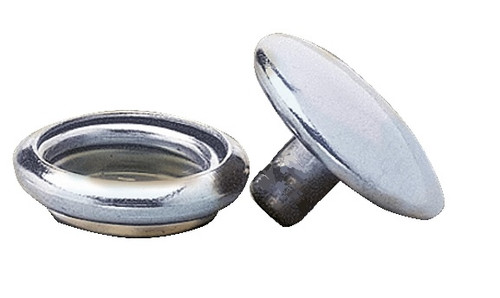 Stainless Steel Snaps