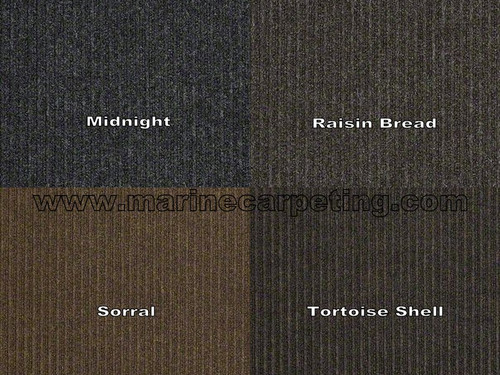 FRASIER by Shaw - Indoor/Outdoor Ribbed Berber Carpet - 12' Wide x Various Lengths