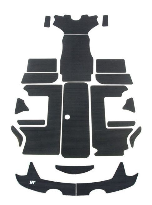 Hydro-Turf Jet Boat Mats for Sea-Doo '03-'05 Challenger X