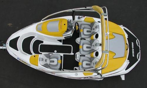 Hydro-Turf Jet Boat Mats for Sea-Doo Speedster 200 '04-'12
