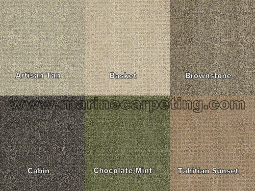 CEDAR POINT by Shaw - Indoor/Outdoor Berber Carpet - 12' Wide x Various Lengths