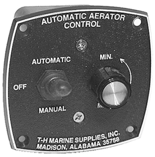 T&H Marine Automatic Livewell/Baitwell Aerator Timer