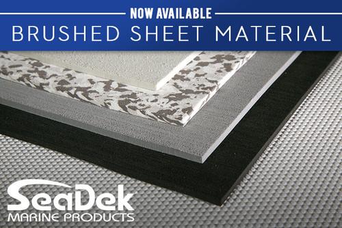 SeaDek Sheet Material - Brushed