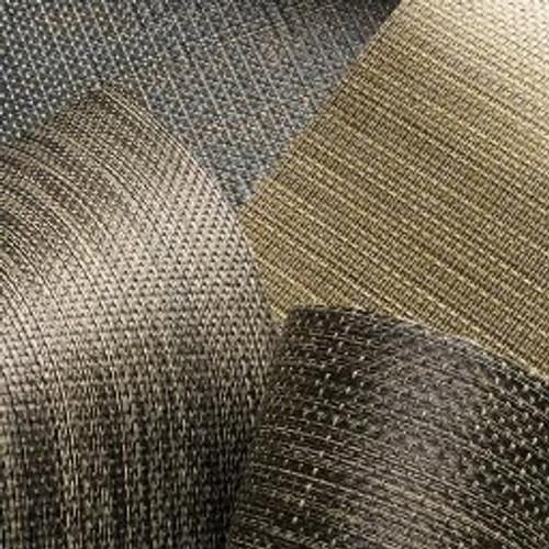 Samples of  Infinity Woven Vinyl Flooring Weave Series