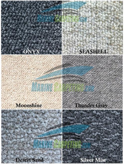 1999 Cobalt 23 LS Kevlar 5-Piece Replacement Carpet Set
