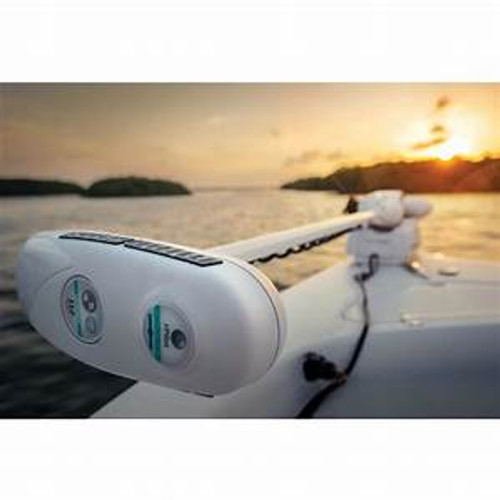 Minn Kota Powerdrive Riptide with Bluetooth I-Pilot Head Controller PN# 2774126