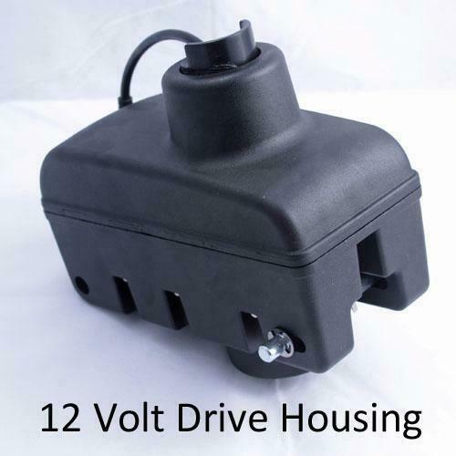Minn Kota 12 Volt Terrova Steering Housing PN# 2997050