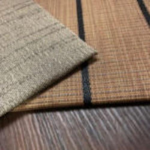 DuraVinyl Marine Flooring Teak Series High Density Felt Backing  8.5' Wide