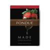 Dark Chocolate Fondue for Two