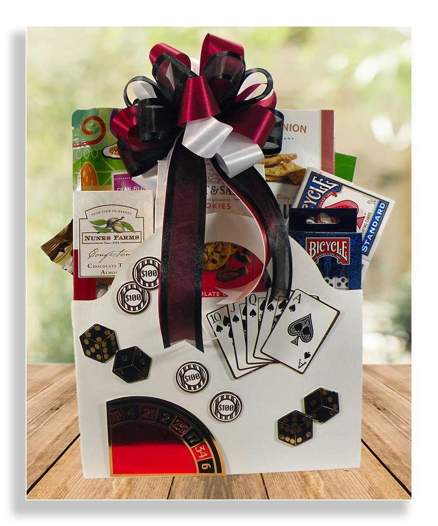 Casino Night Gift Box