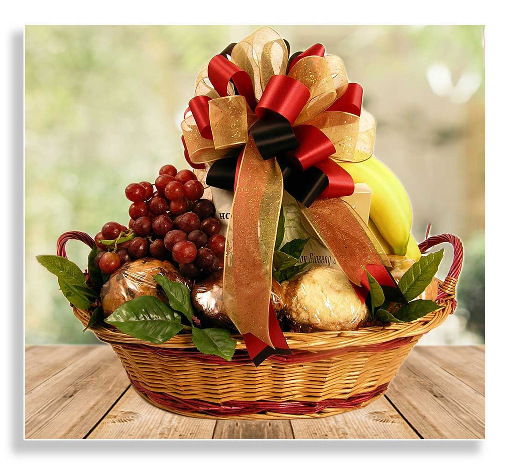 Continental Basket (4-8 people)