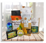 A  healthy selection of goodies for the health enthusiast. almonds.