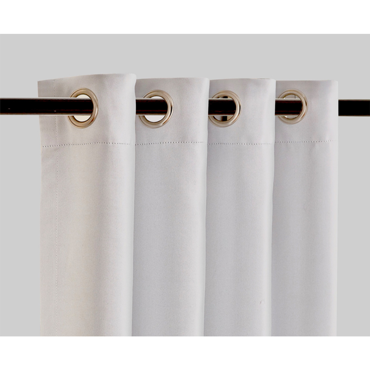 Blackout Room Divider Curtain Panel Thermal Insulated White Color in USA, California, New York, Los Angeles, San Francisco, Pennsylvania, Washington DC, Virginia, Maryland