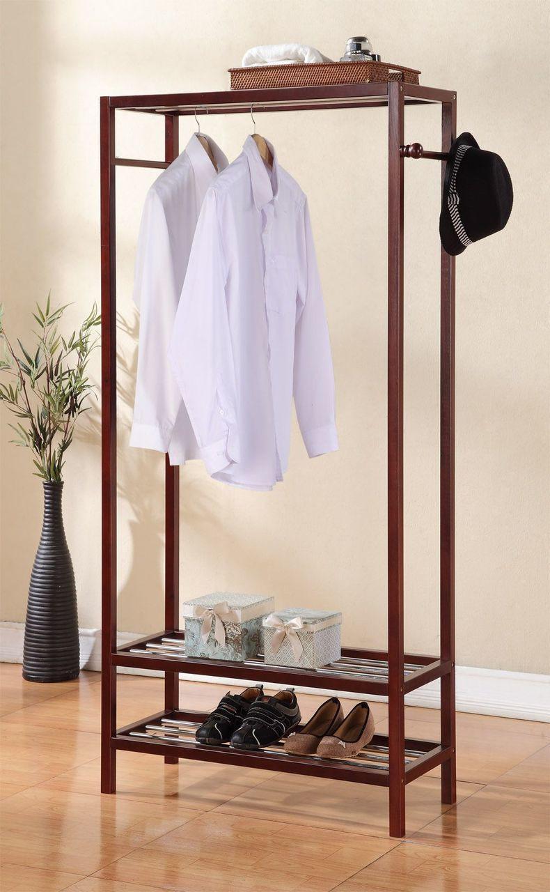 2 Tier Shoe & Coat Rack Hanger