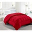 Down Alternative Hypoallergenic Comforter Red Color in USA, California, New York, New York City, Los Angeles, San Francisco, Pennsylvania, Washington DC, Virginia, Maryland