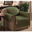 1 PC Soft, Quilted Micro Suede, Chair Protector Slipcover for Pets
