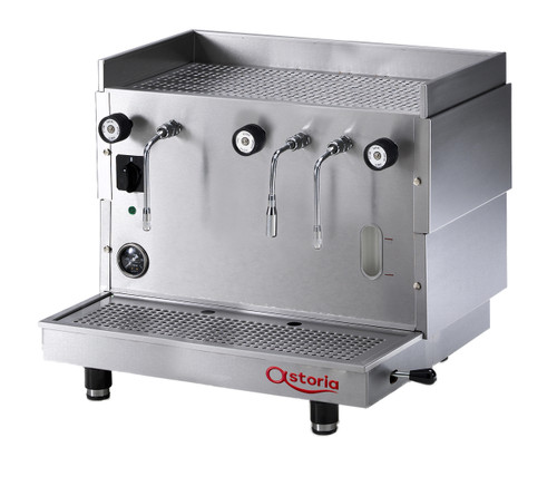 Astoria Stand Alone Milk Frother Double Steamer